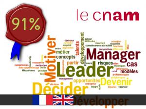 CNAM - Du manager au leader 2.0 - MOOC de Cécile DEJOUX