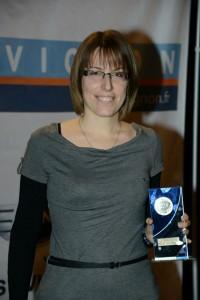 Un trophée pour Murielle CHARANSOL, entrepreneure nominée dans le magazine des 50 personnalités du Grand Avignon