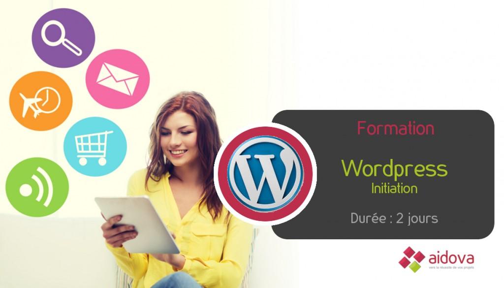 Découvrez les bases de WordPress en 2 jours.