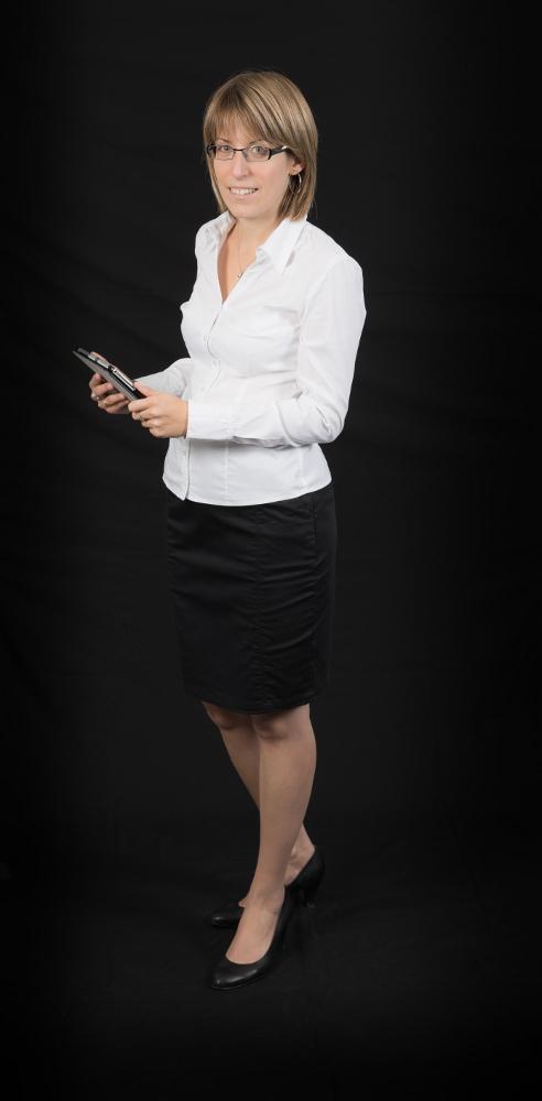 Murielle CHARANSOL, formatrice Web et Gestion de Projet