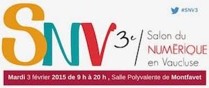 SNV3, le rendez-vous des professionnels du numérique