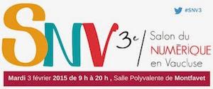 On vous attend au Salon du Numérique en Vaucluse