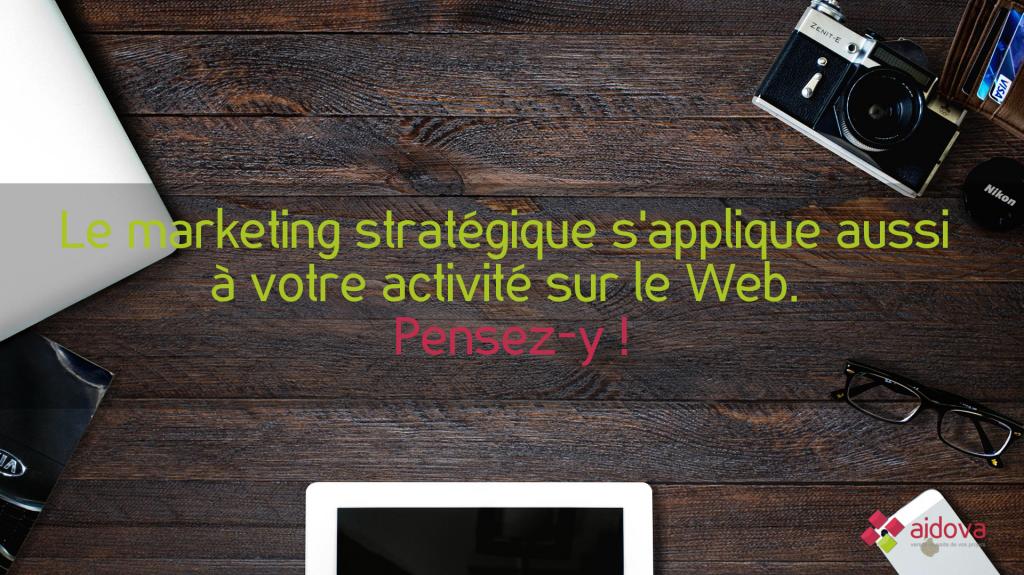 Le marketing stratégique est indispensable à votre activité sur le Web © Unsplash - Pixabay