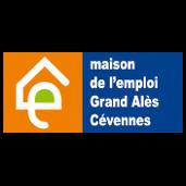 Logo Maison de l'Emploi Grand Alès Cévennes