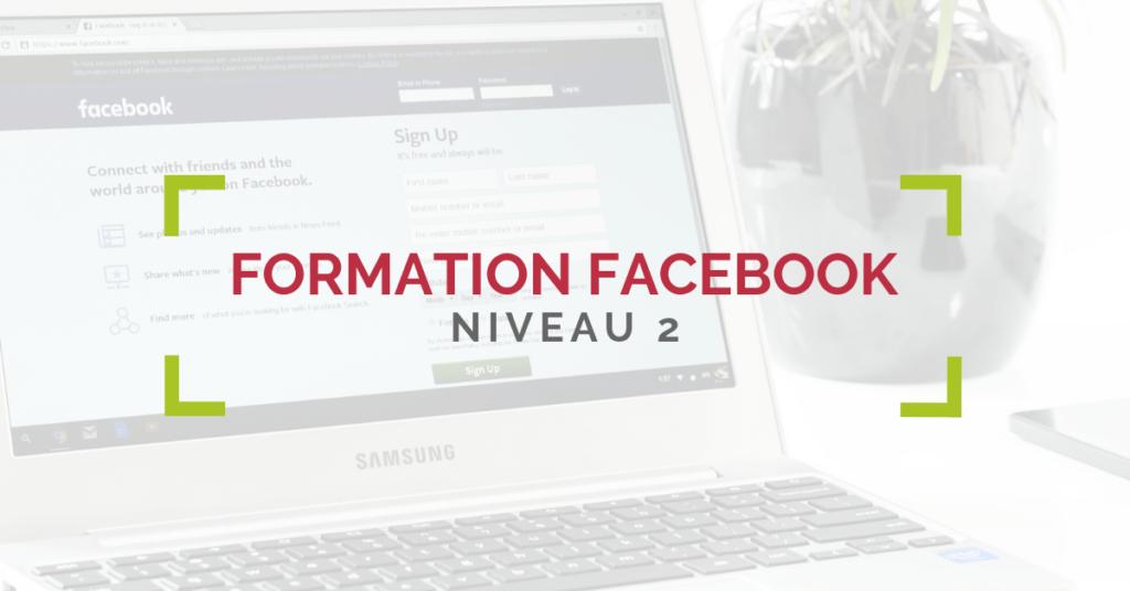 Formation Facebook Niveau 2, Gard et Vaucluse